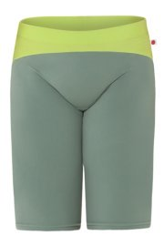 Tim athletic shorts green yellow