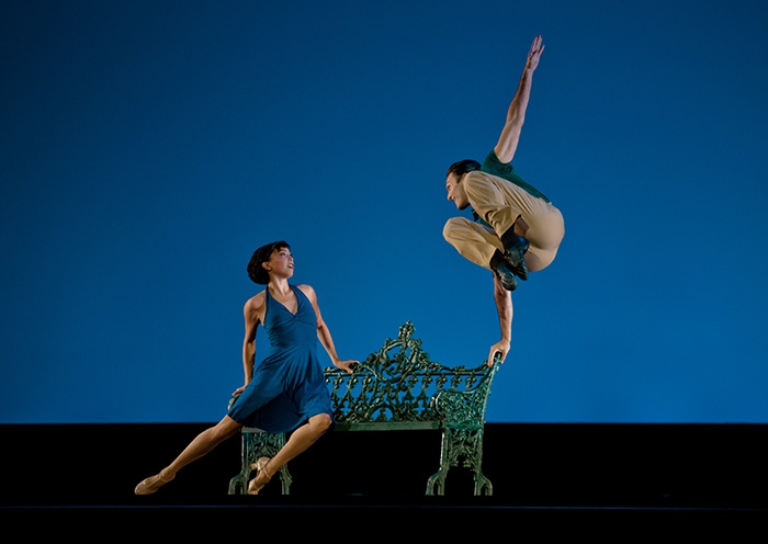 An American In Paris - Choreography by Wheeldon Allison Walsh and Garen Scribner - Photo: Alejandro Lopez