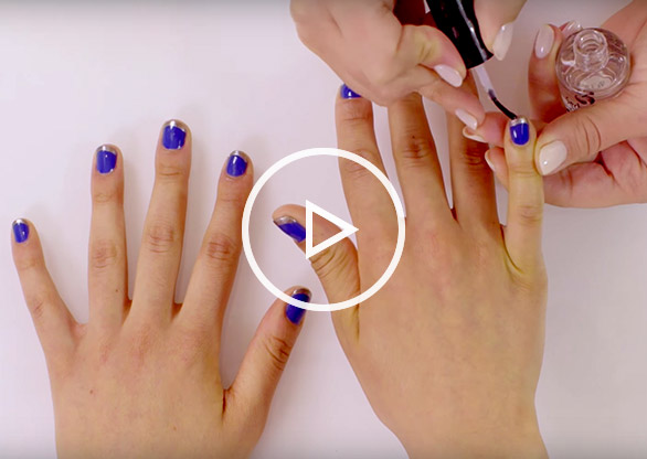 A Modern Take on the Classic French Manicure