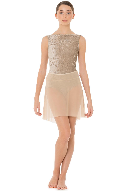 Isabelle Mesh - Skirts - Personalized - Women - Yumiko Dancewear-8668