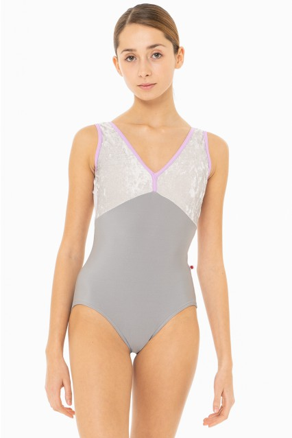 Alicia N-Sterling V-Silver Mesh White T-Lilac