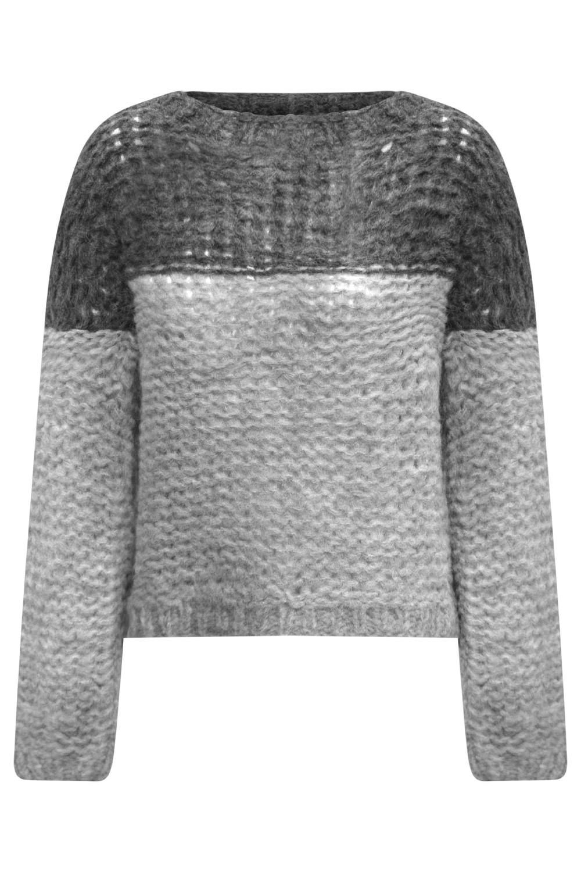 Michele & Hoven Crew Neck Sweater
