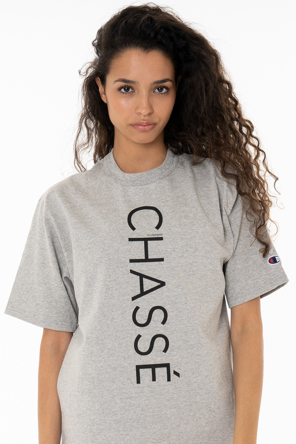 "Grey T-Shirt ""Chasse"""