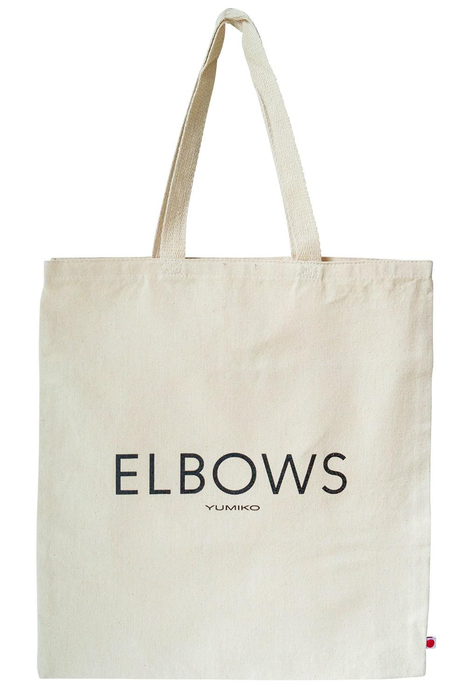 """Canvas Tote """"Elbows"""""""