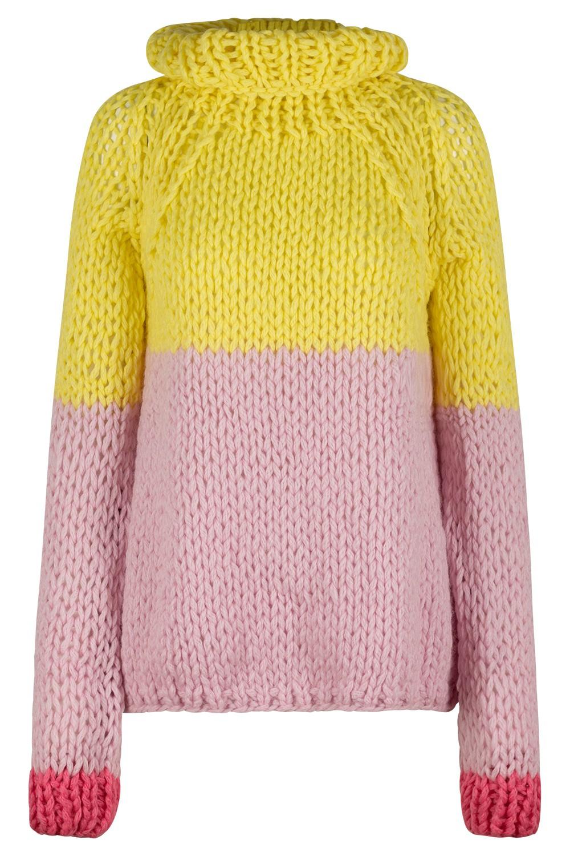 Evyïnit Turtleneck Sweater