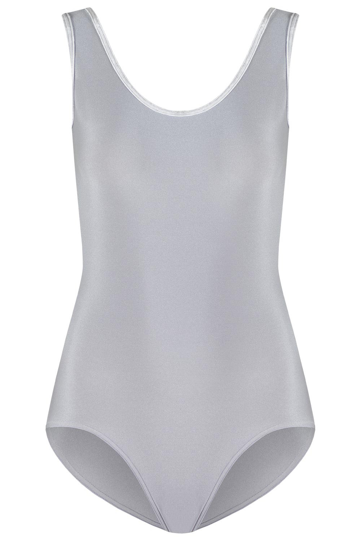 Veronique N-Sterling Mesh White V-Silver