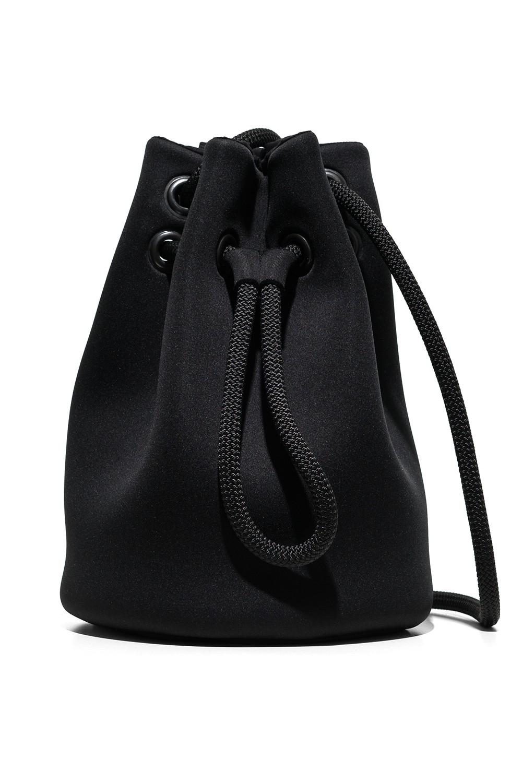 Embee Black Bucket
