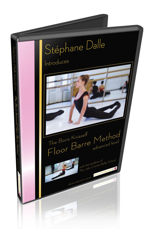 Stéphane Dalle's Floor Barre - Single Level DVD