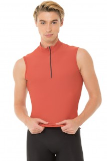 Top: C-Hot Red; Zipper: N-Black