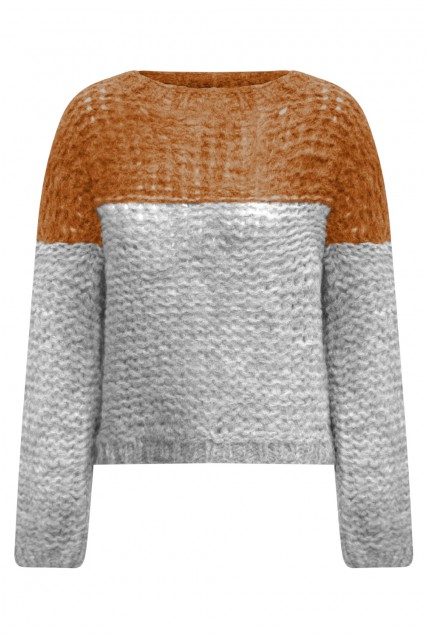 Michele & Hoven Crew Neck Sweater