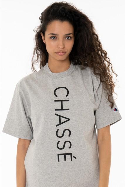 "Grey T-Shirt ""Chasse"""