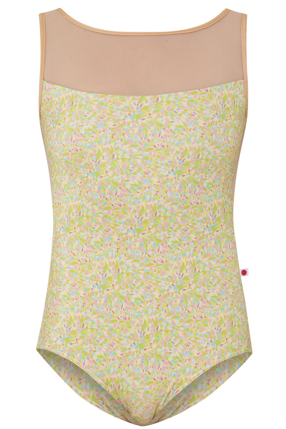 Meagan Lime Meadow Brule Mesh N-Brule