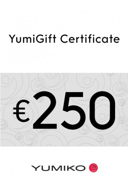 250€ Gift Certificate