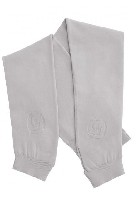 Leg Warmers Silver