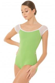 Body: T-Lilac; Mesh: White (Long Sleeves); Trim: N-White