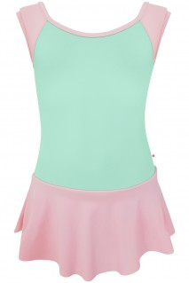Kids Wendy, T-Mentos with T-Candy skirt and T-Candy trim & cap sleeves