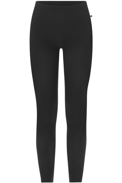 Long Leggings in Amazing Black