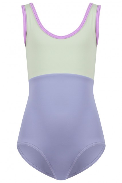 Kids Anna Duo T-Angelic, T-Pistachio with T-Lilac trim