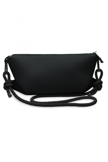 Embee Black Urban Pouch Bag
