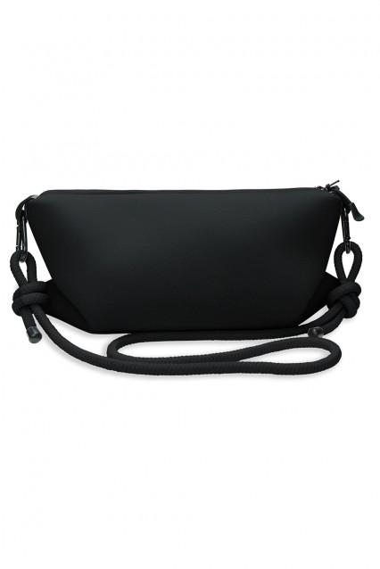 Embee Black Urban Pouch Bag