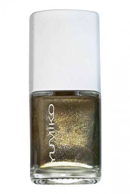 Nail Color: N-Gold