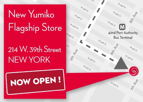 Yumiko Flagship Boutique New York