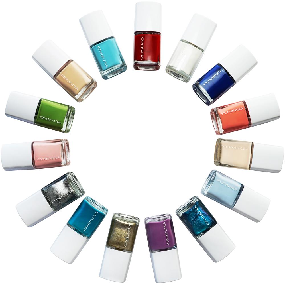 Yumiko Nail Color nail polish range