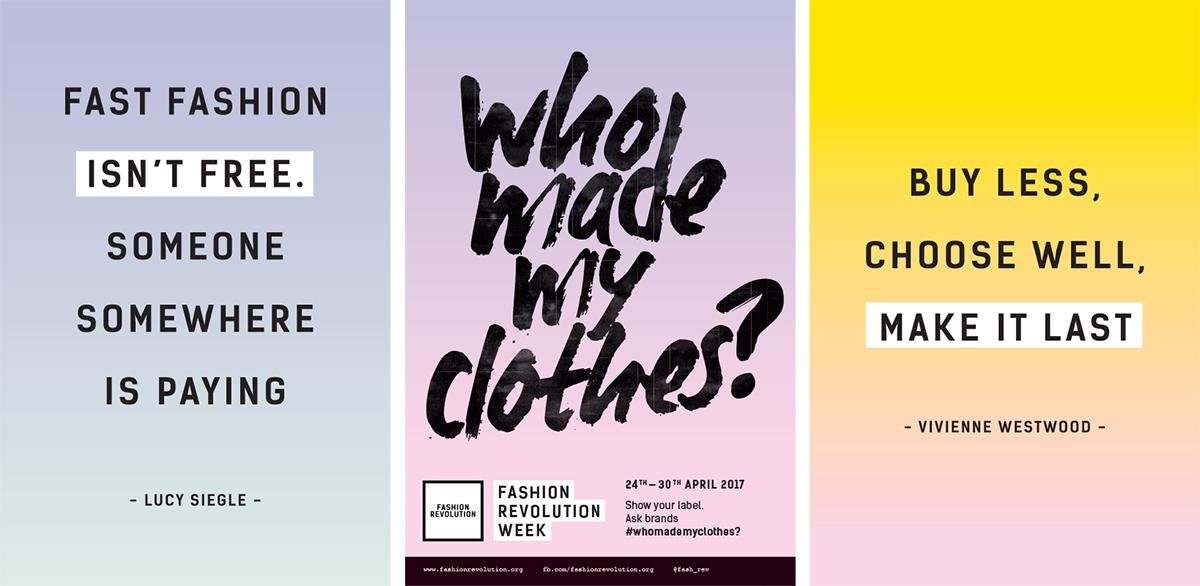 Yumiko Earth Day Fashion Revolution