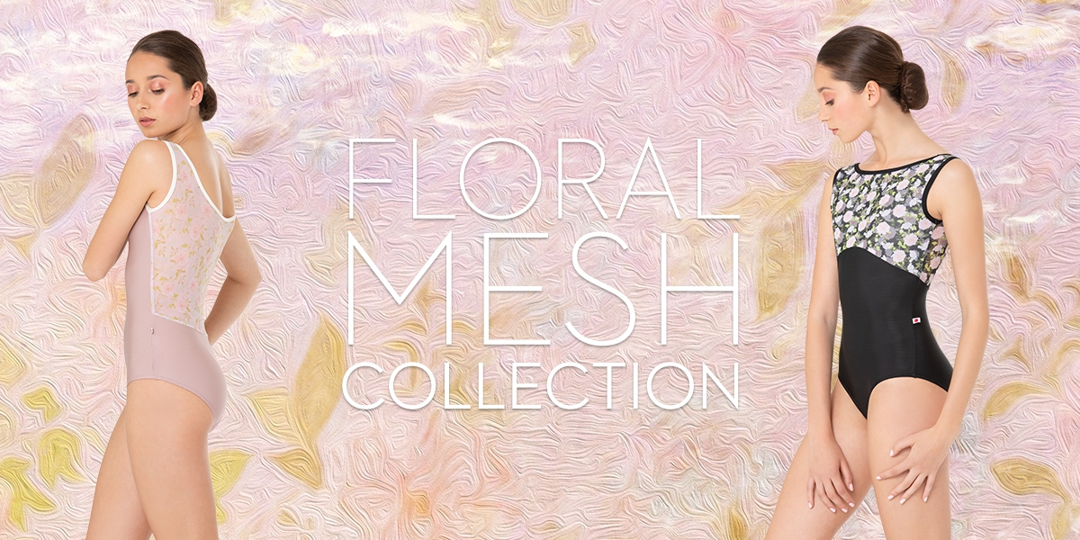 Floral Mesh Collection