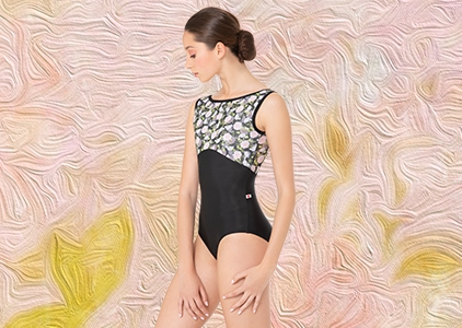 yumiko floral mesh collection