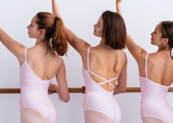 Buy 2 leotards get the 3rd Free!