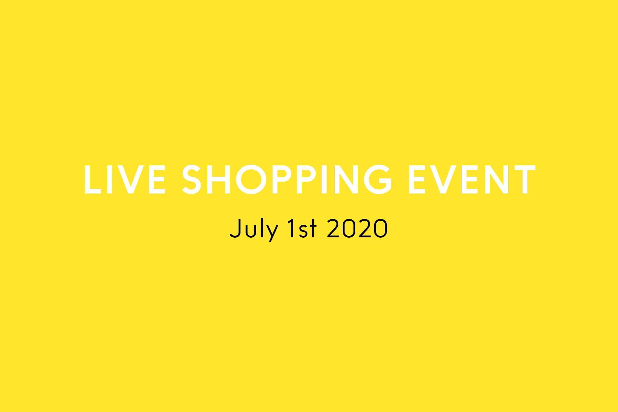 Yumiko Live Shopping Event