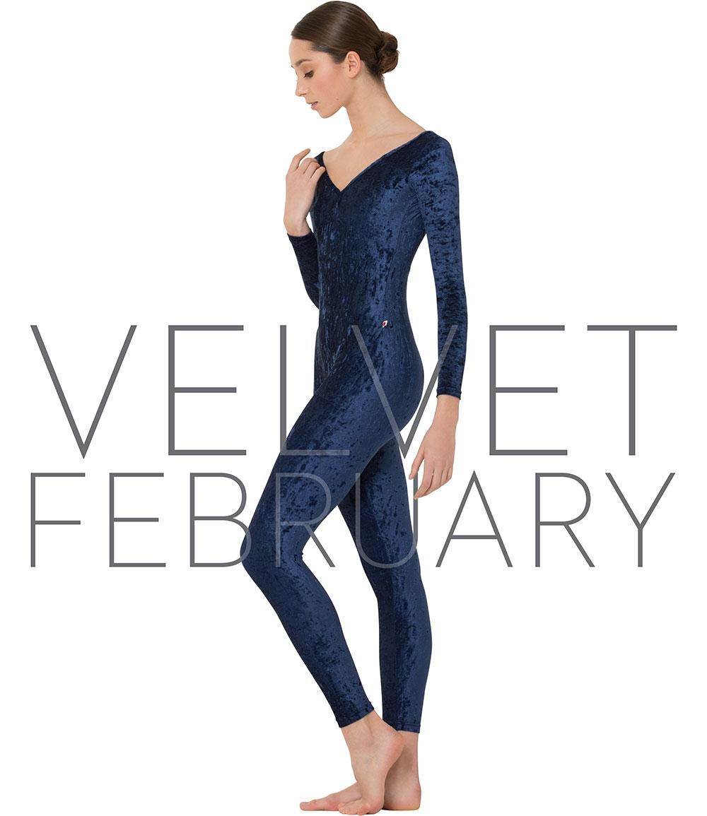 Yumiko Velvet February