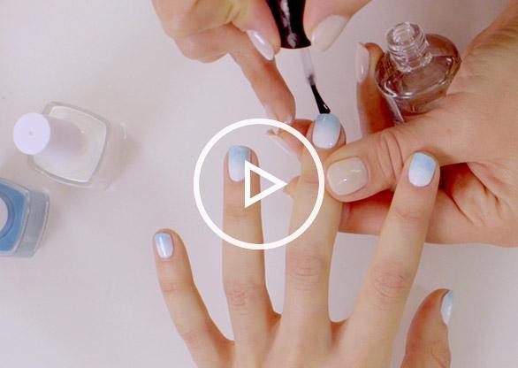 Ombre Nail Techniques