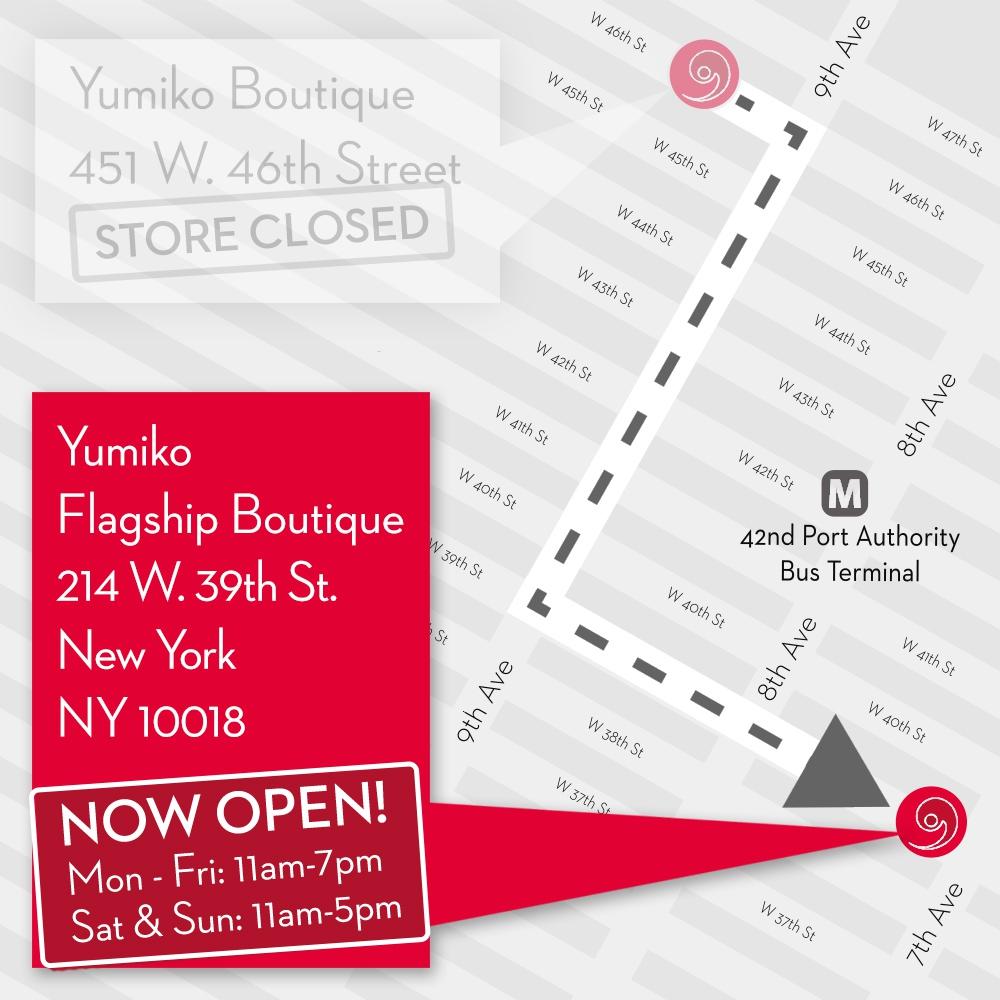 Yumiko New York Boutique
